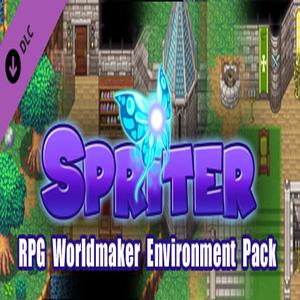 Spriter RPG Worldmaker Environment Pack