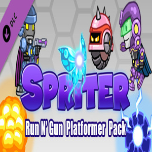 Spriter Run N Gun Pack