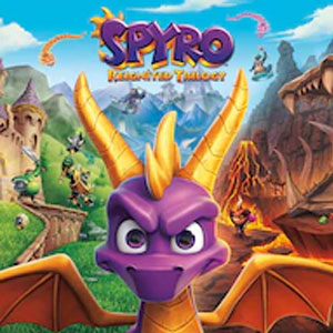 Buy Spyro Reignited Trilogy PS5 Compare Prices