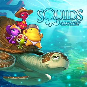 Buy Squids Odyssey Nintendo Wii U Compare Prices