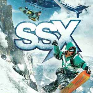 Buy SSX Xbox 360 Code Compare Prices