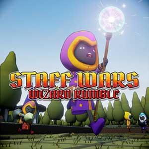 Staff Wars Wizard Rumble