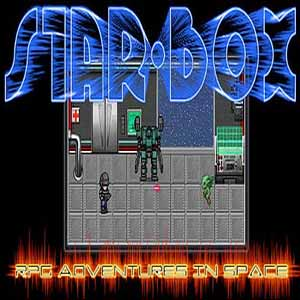 STAR-BOX RPG Adventures in Space