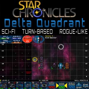 Buy Star Chronicles Delta Quadrant CD Key Compare Prices