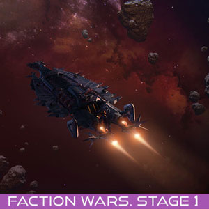 Star Conflict Faction Wars Stage One