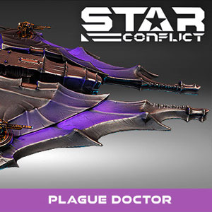 Star Conflict Plague doctor