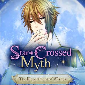 Star-Crossed Myth The Department of Wishes Constellations of Love Leon