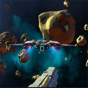 Star Glider-Space Exploration