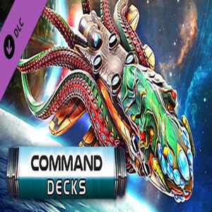 Star Realms Command Decks