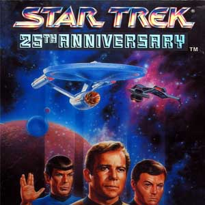 Star Trek 25th Anniversary
