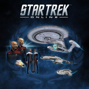 Star Trek Online Federation Fleet Admiral Faction Pack