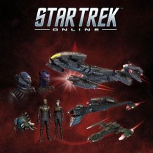 Star Trek Online Klingon Dahar Master Faction Pack