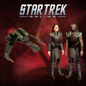 Star Trek Online Klingon Defense Force Elite Starter Pack