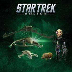 Star Trek Online Romulan Fleet Admiral Faction Pack