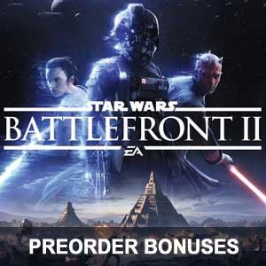 Star Wars Battlefront 2 Preorder Bonuses