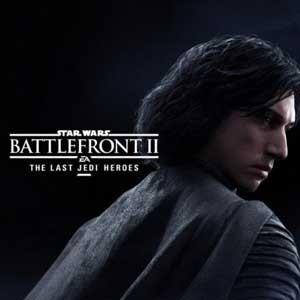 Star Wars Battlefront 2 The Last Jedi Heroes