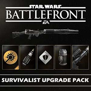 Buy Star Wars Battlefront Survivalist Upgrade Pack CD Key Compare Prices