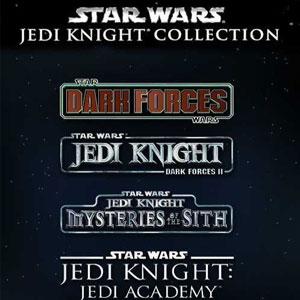 STAR WARS Jedi Knight Collection
