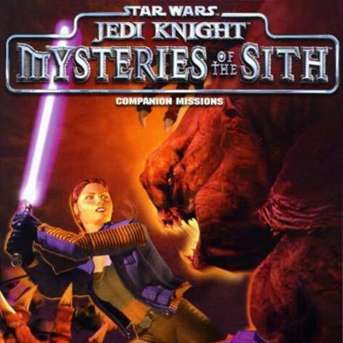 Star Wars Jedi Knight Mysteries of the Sith