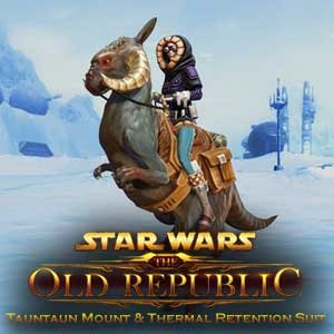 Star Wars The Old Republic Tauntaun Mount and Thermal Retention Suit