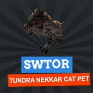 Star Wars The Old Republic Tundra Nekarr Cat Pet