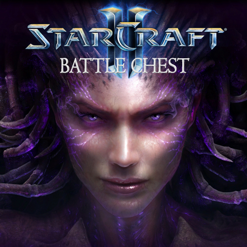 StarCraft 2 Battle Chest