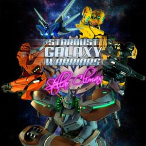 Stardust Galaxy Warrior Stellar Climax