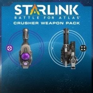 Buy Starlink Battle for Atlas Digital Crusher Weapon Pack PS4 Compare Prices