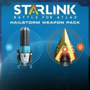 Buy Starlink Battle for Atlas Digital Hailstorm Weapon Pack PS4 Compare Prices