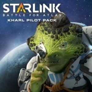 Starlink Battle for Atlas Digital Kharl Zeon Pilot Pack
