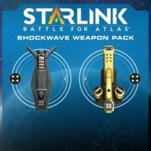 Starlink Battle for Atlas Digital Shockwave Weapon Pack