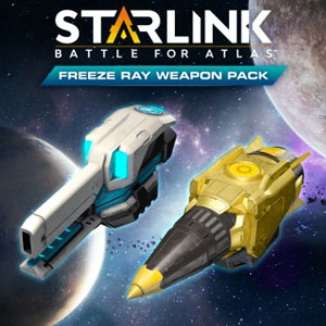 Buy Starlink Battle for Atlas Freeze Ray Weapon Pack PS4 Compare Prices
