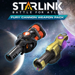 Starlink Battle for Atlas Fury Cannon Weapon Pack