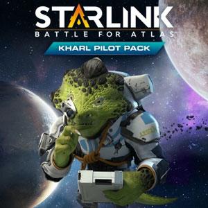 Starlink Battle for Atlas Kharl Pilot Pack
