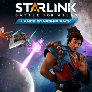 Buy Starlink Battle for Atlas Lance Starship Pack Xbox One Compare Prices