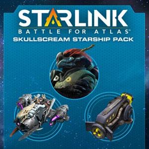 Starlink Battle for Atlas Skullscream Starship Pack