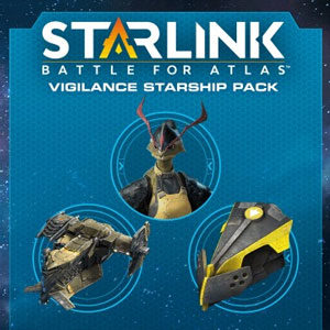 Buy Starlink Battle for Atlas Vigilance Starship Pack PS4 Compare Prices