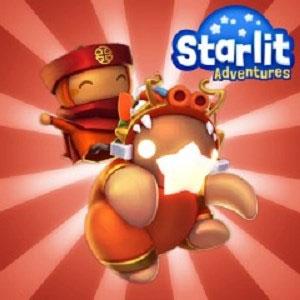 Starlit Adventures Golden Dragon Suit
