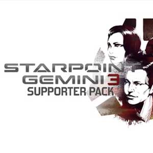 Starpoint Gemini 3 Supporter Pack