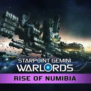 Buy Starpoint Gemini Warlords Rise of Numibia CD Key Compare Prices