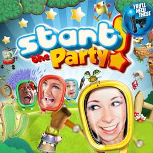 Buy Start The Party PS3 Game Code Compare Prices