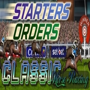 Starters Orders Classic Horse Racing