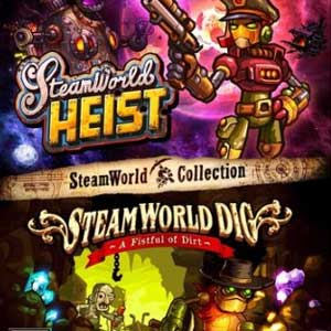 Buy Steamworld Collection PS4 Compare Prices