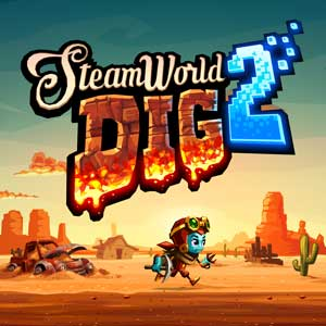 Buy Steamworld Dig 2 PS4 Compare Prices