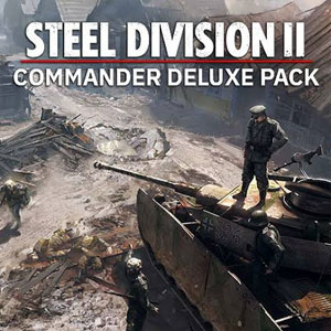 Buy Steel Division 2 Commander Deluxe Pack CD Key Compare Prices