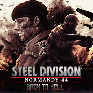 Steel Division Normandy 44 Back to Hell
