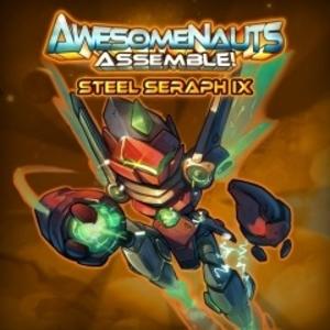Steel Seraph Ix Awesomenauts Assemble Skin
