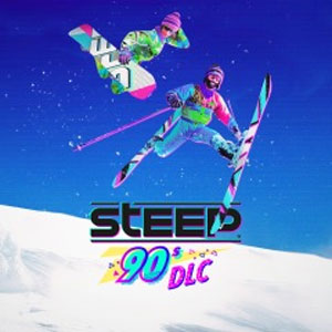 STEEP 90's DLC