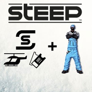 Buy STEEP Welcome Pack PS4 Compare Prices