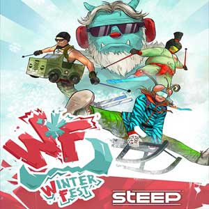 Buy Steep Winterfest Pack CD Key Compare Prices